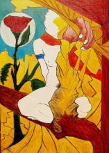 New Amazone is te verkrijgen als art item op www.art-4-u.eu