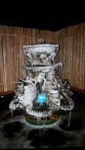 licht fontein