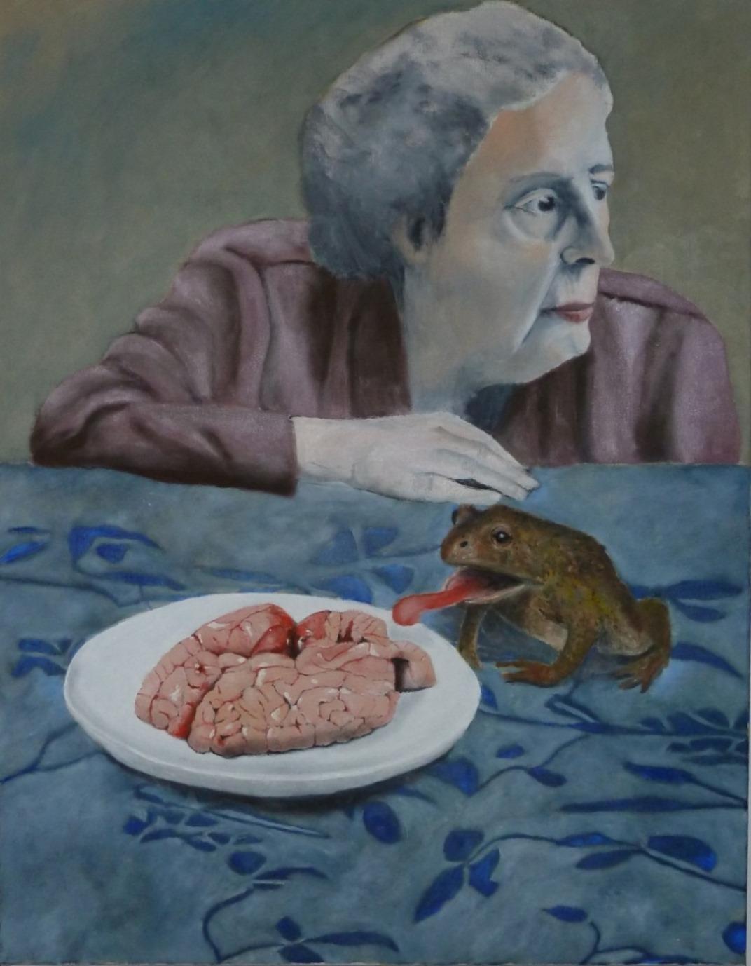 Het diner Vincent Bakker